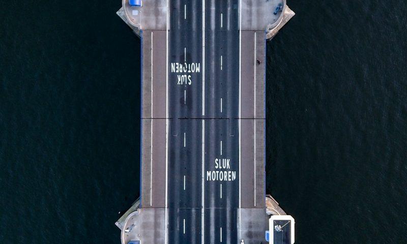 Limfjordsbroen. Foto: Rahbek Media