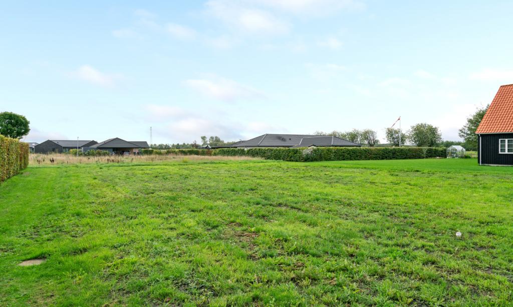 Byg drømmehuset i smukke Dronninglund: Tre grunde til salg i nyt kvarter