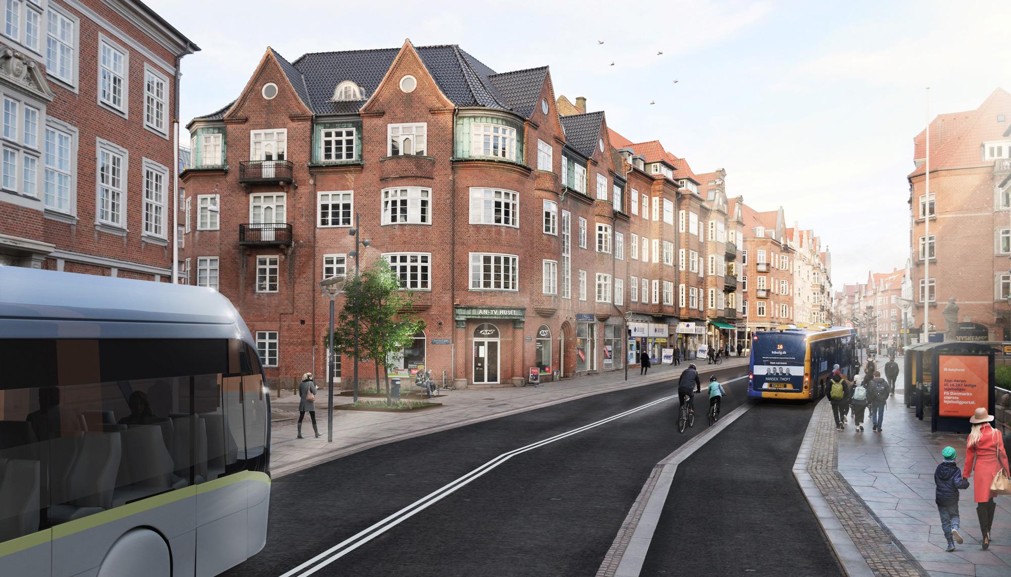 Aalborg får en ekstra PlusBus: Det vil påvirke trafikken på Limfjordsbroen