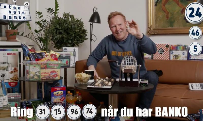 Foto: føtex Facebook-video