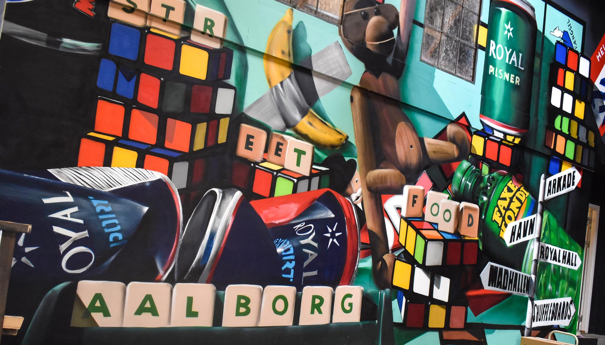 Tre nye køkkener og meget mere sjov: Aalborg Streetfood afslører åbningsdato
