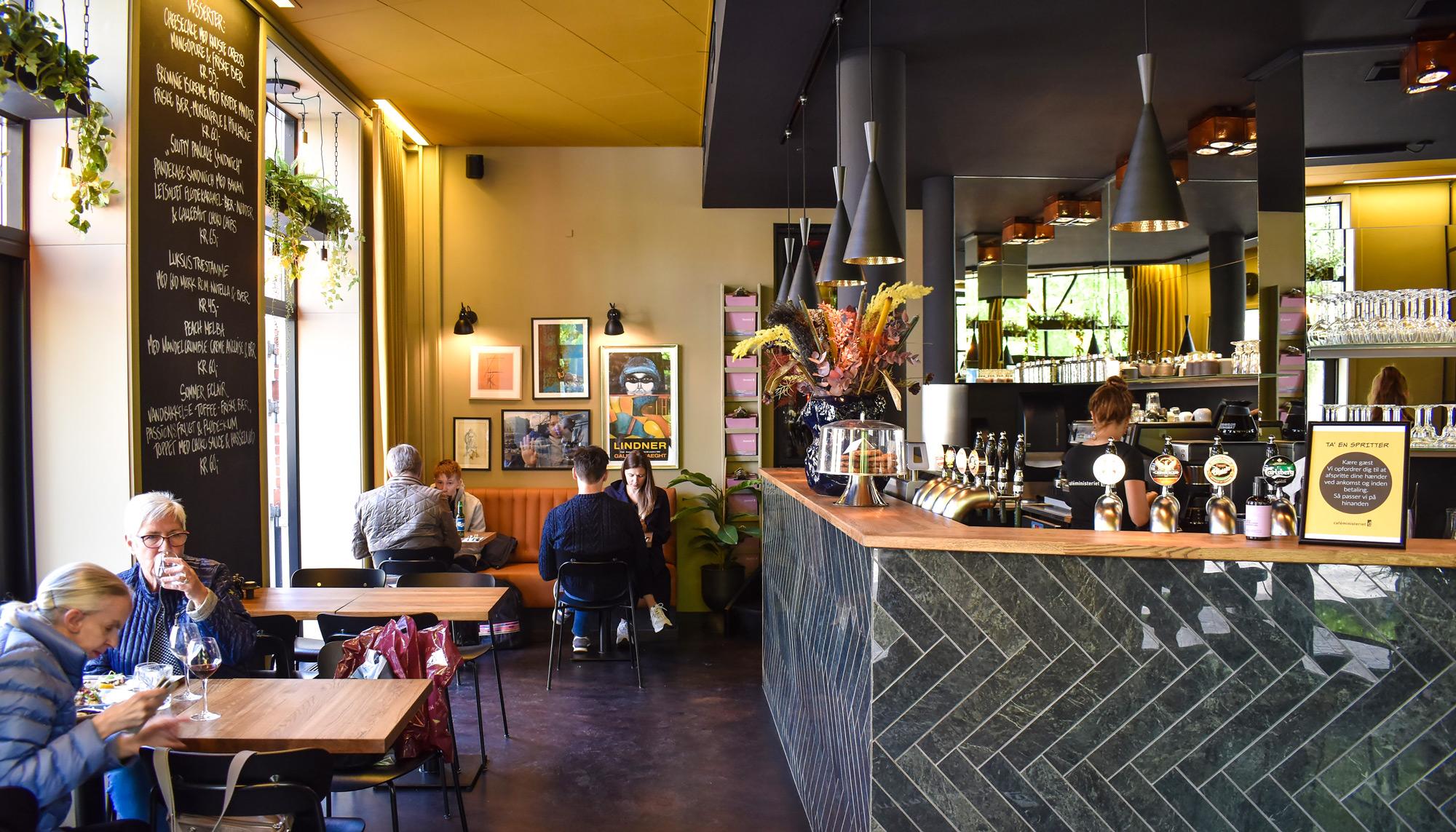 Fri vinbar og tapas: Caféministeriets All You Can Eat-koncept er tilbage