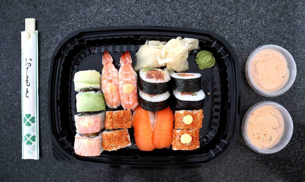 Rift om billetter til Aalborg Sushi Festival: Her får du lækre menuer til 99 kr.