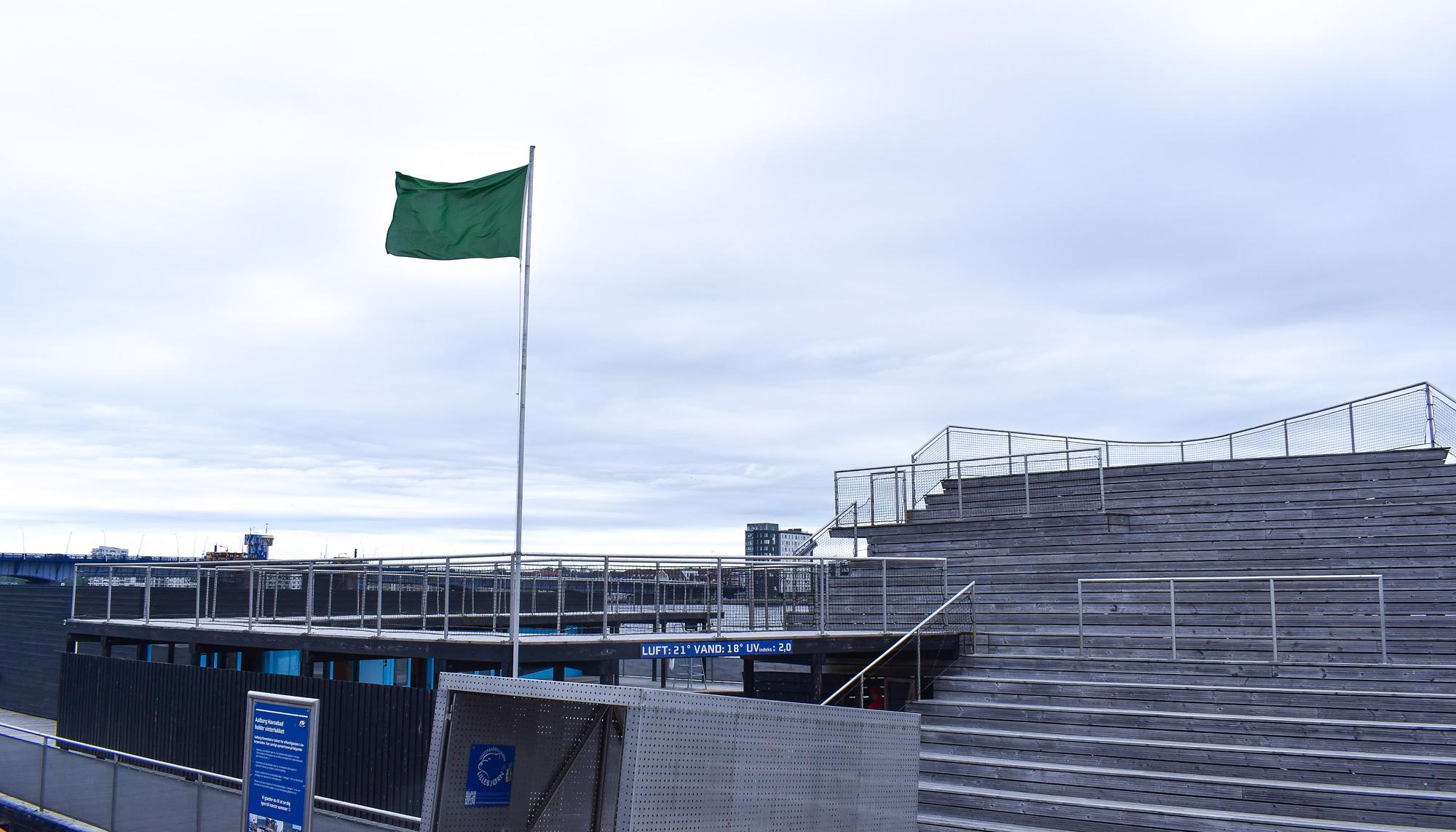 PLASK: I morgen åbner Aalborg Havnebad