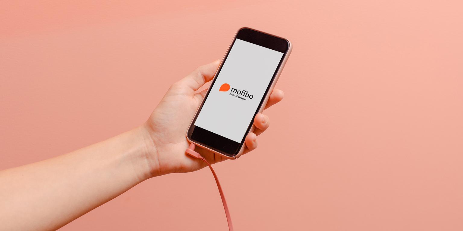Få bøgerne med dig overalt: Mofibo giver dig adgang til over 180.000 lydbøger
