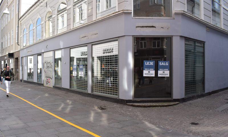 Arkivfoto af bygningen