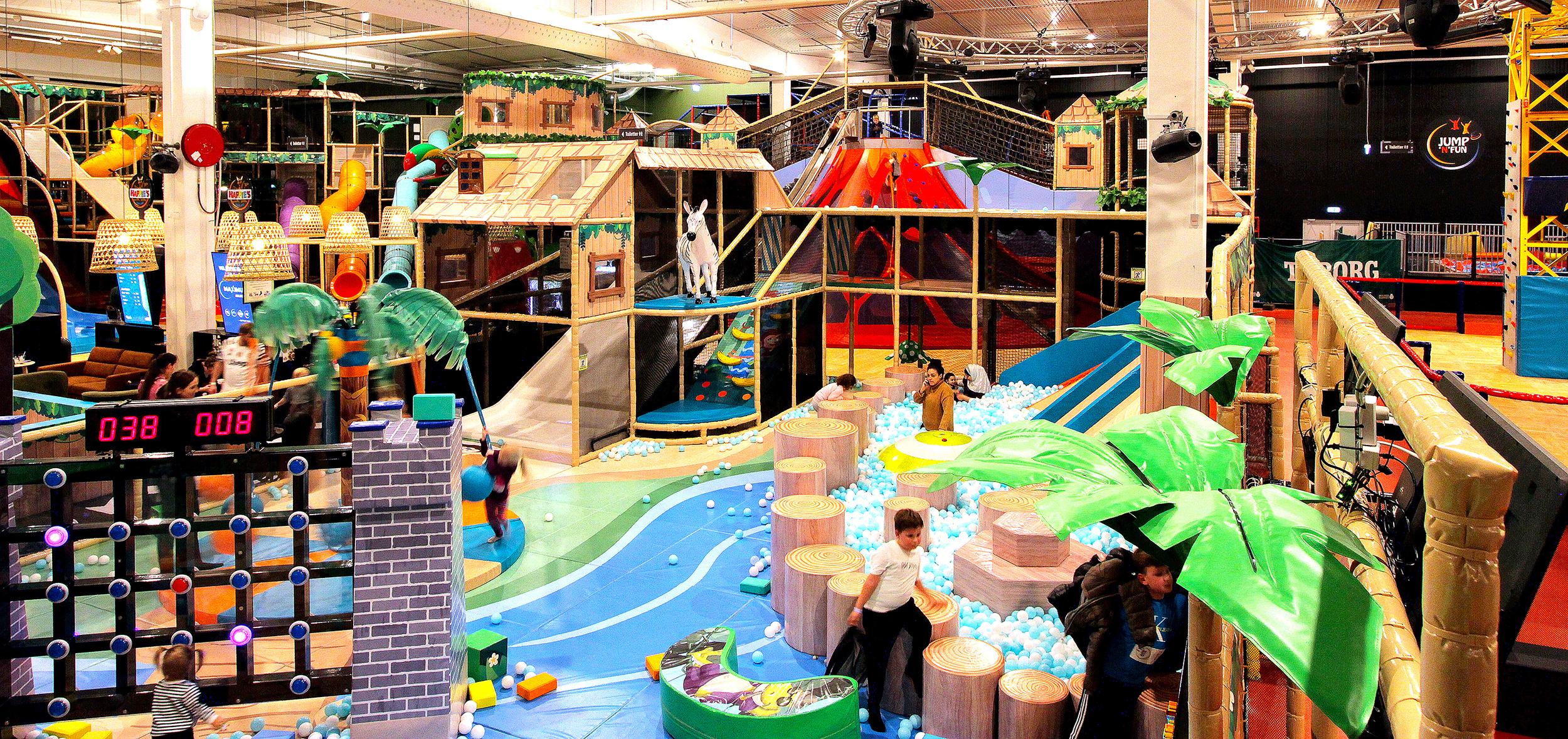 Stor succes gentages: Fun Camp for børn med sjove aktiviteter i sommerferien