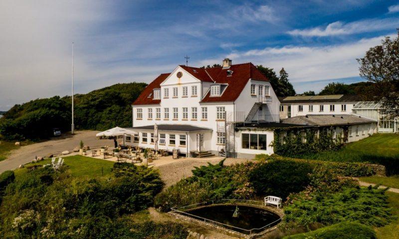 Strandhotel Røsnæs. Foto: Facebook