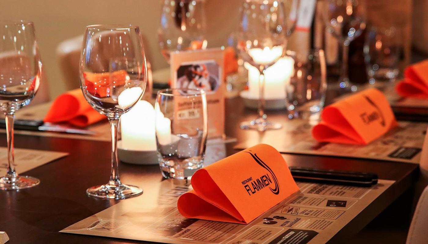 Restaurant Flammen fyrer op for juli-tilbud: Buffet og fri softice til børnene for 49 kr.