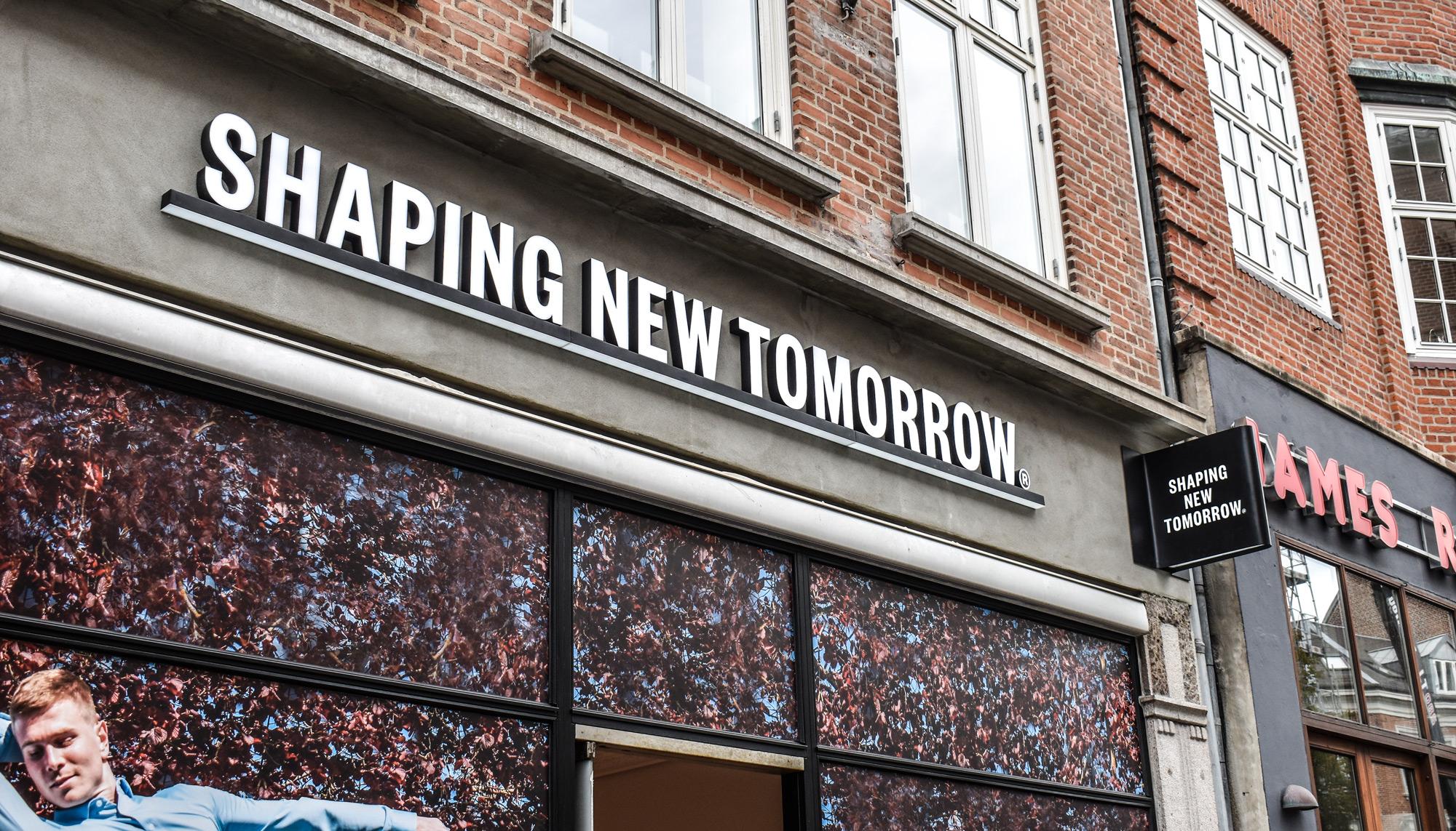 Fordobler medarbejdere: Shaping New Tomorrow vokser igen ud af sine lokaler