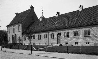 Aalborg Arrest. Foto: Aalborg Stadsarkiv