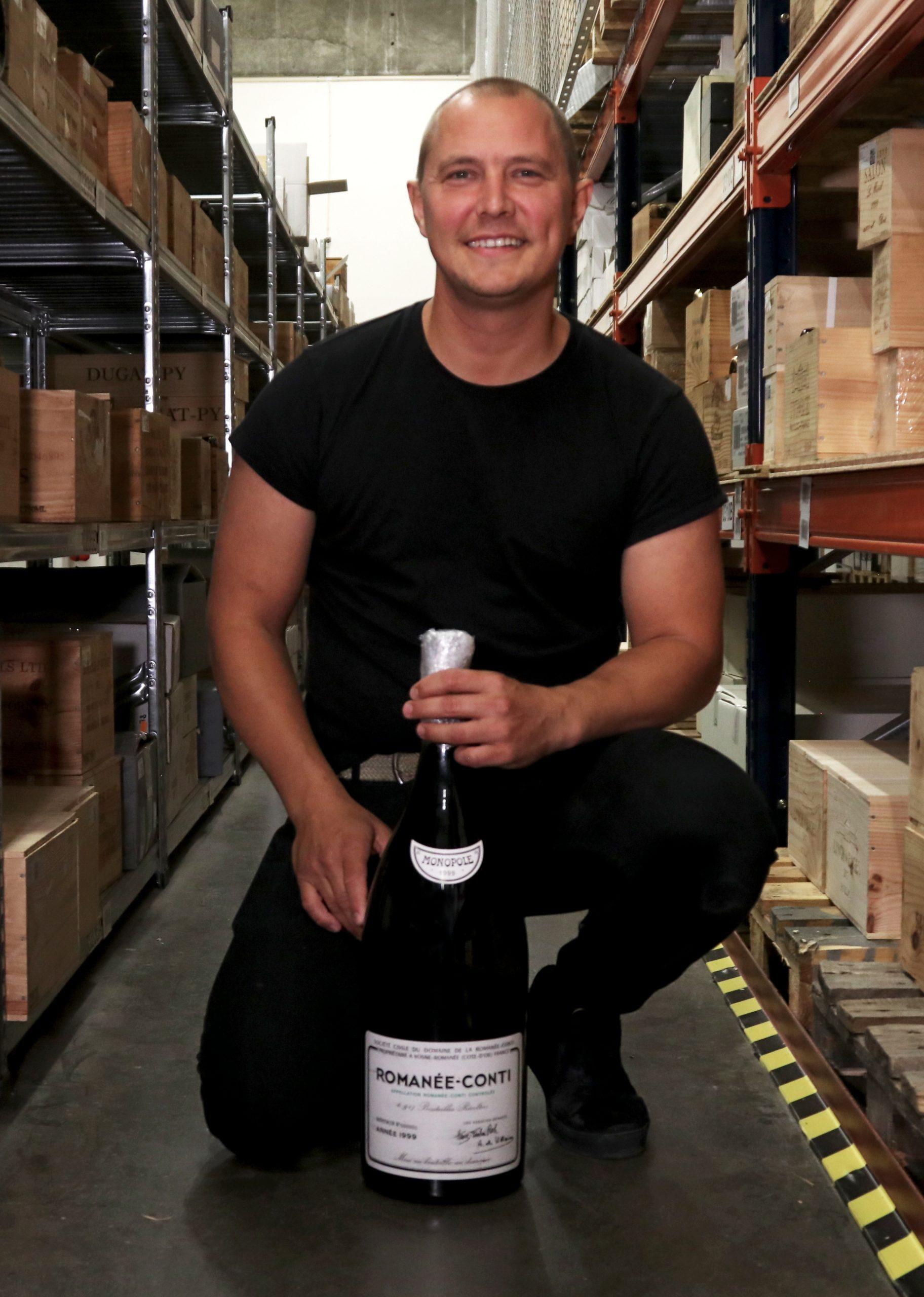 Helt vildt: Verdens dyreste vin ligger nu i Aalborg