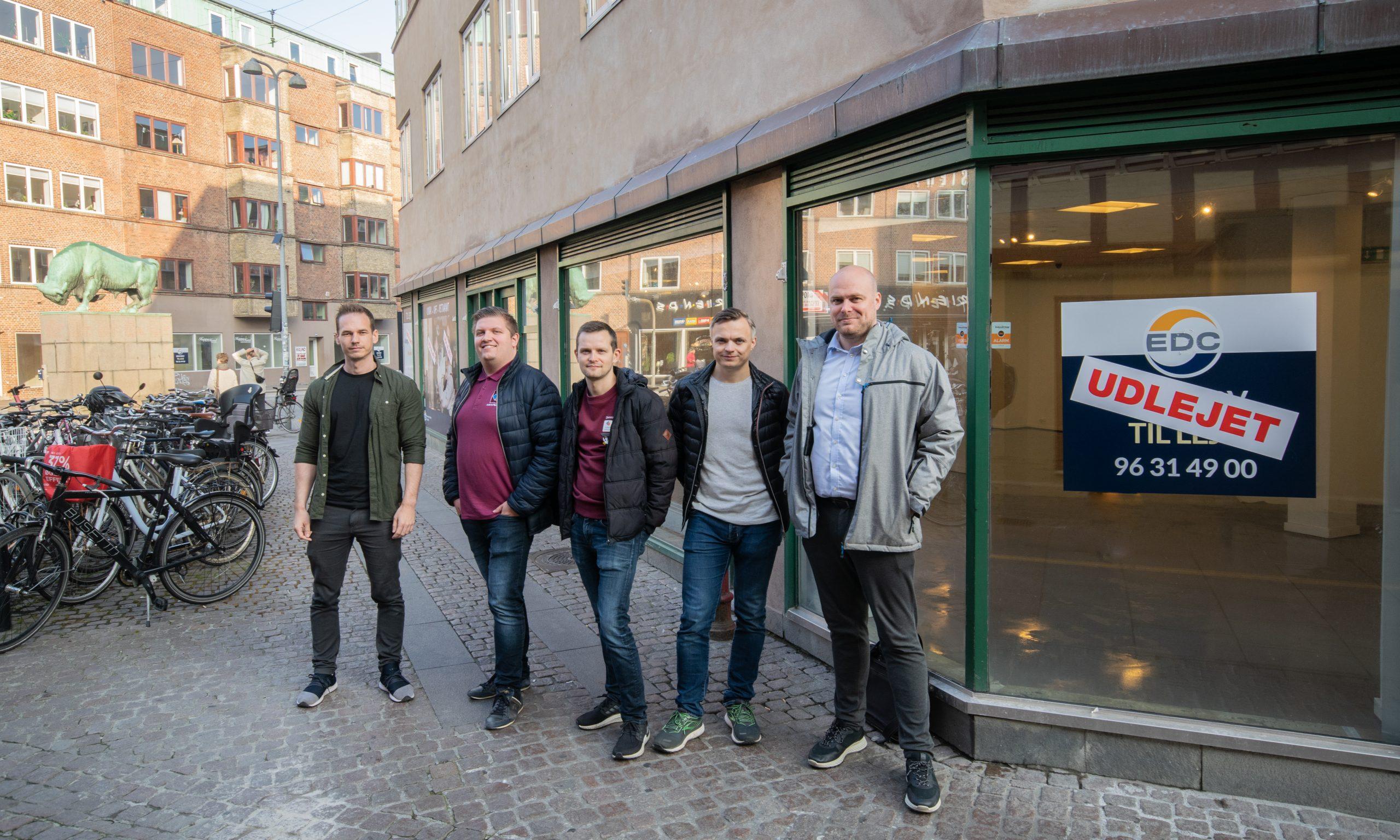 Vokseværk hos byens spil-mekka: Aalborg Spilforsyning flytter i dobbelt så stor butik