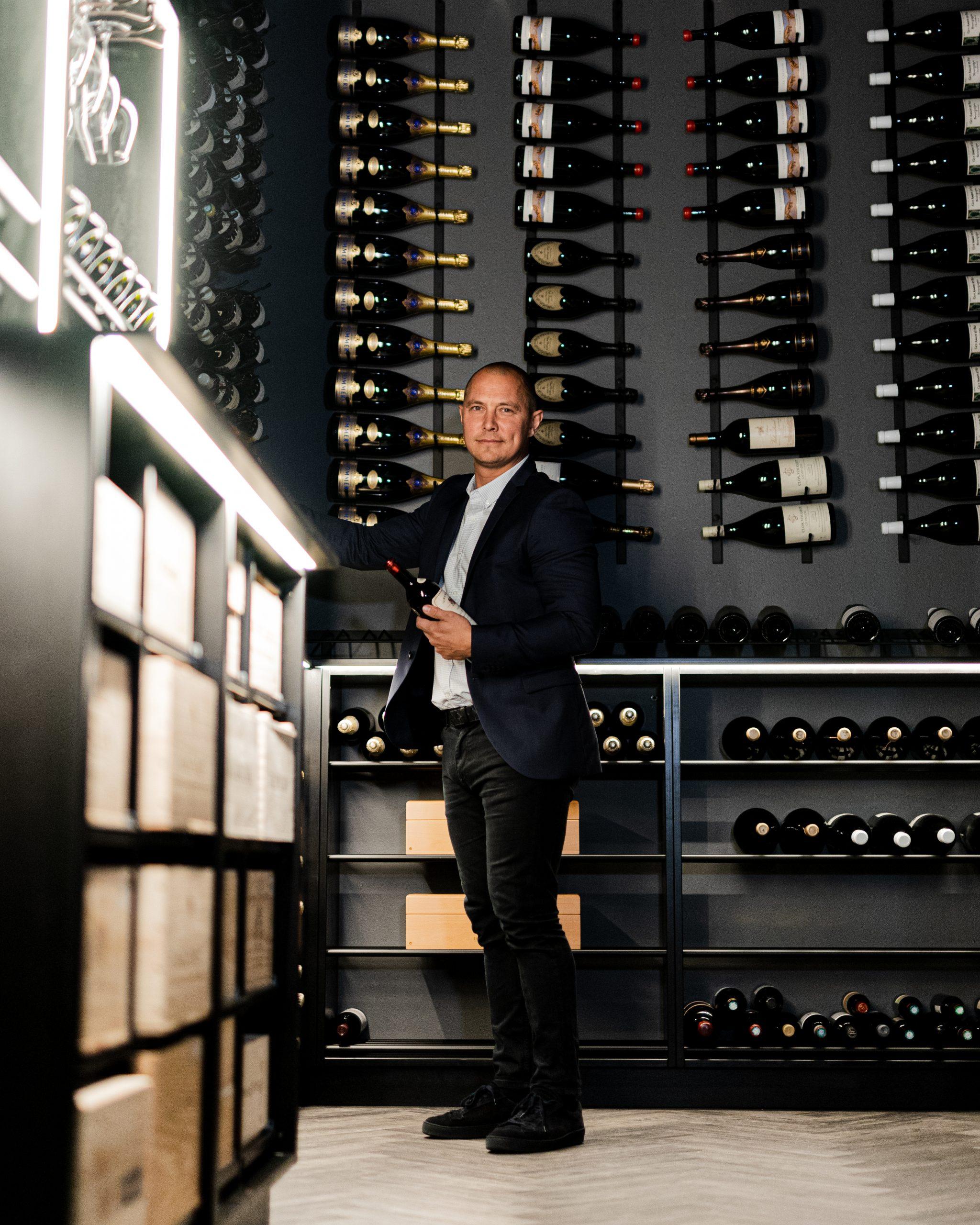 Vinkometen fra Aalborg: RareWine kommer ud med rekordregnskab