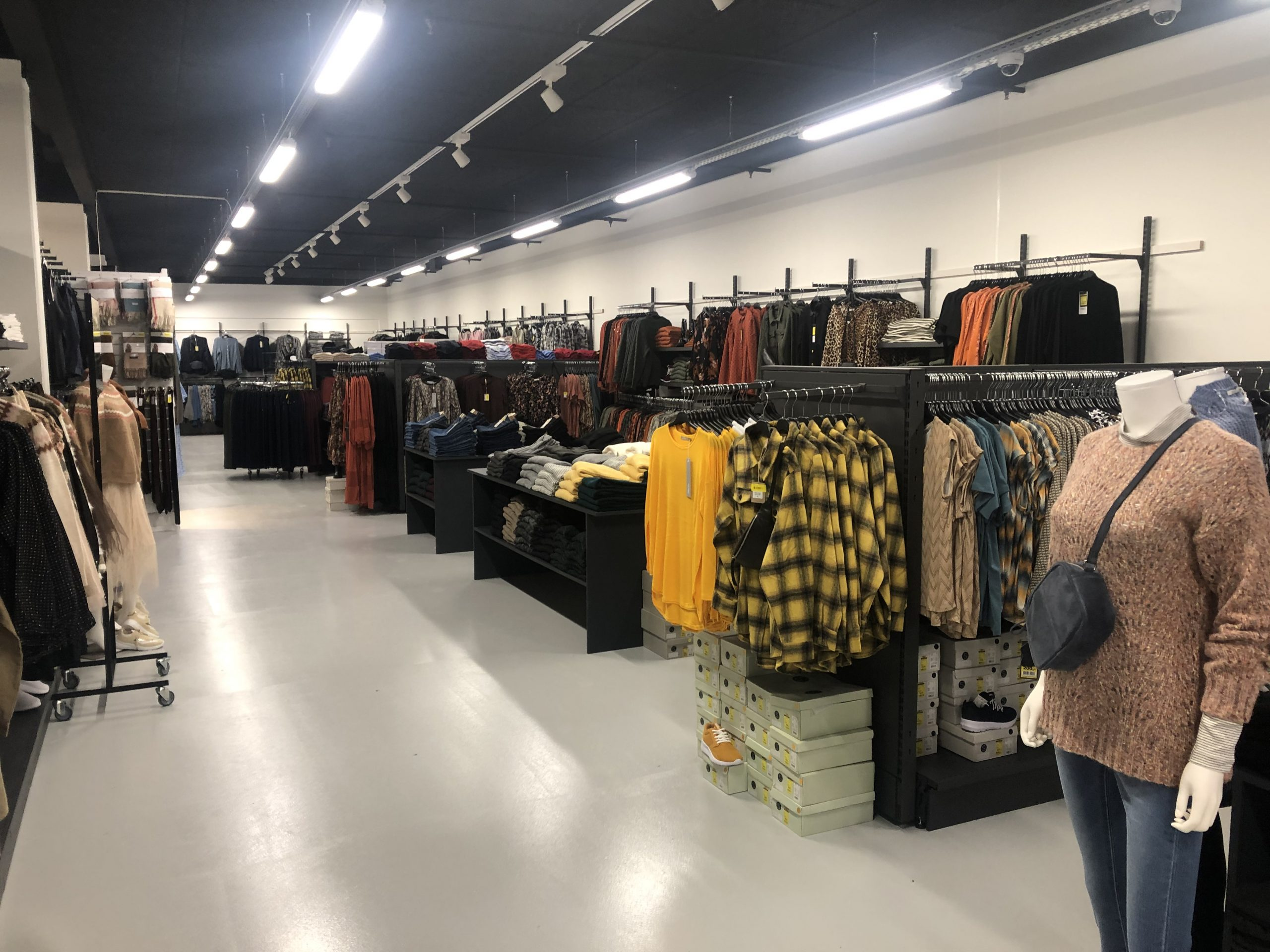 Åbningsfest over fire dage: Her åbner kæmpe Outlet-butik i denne uge