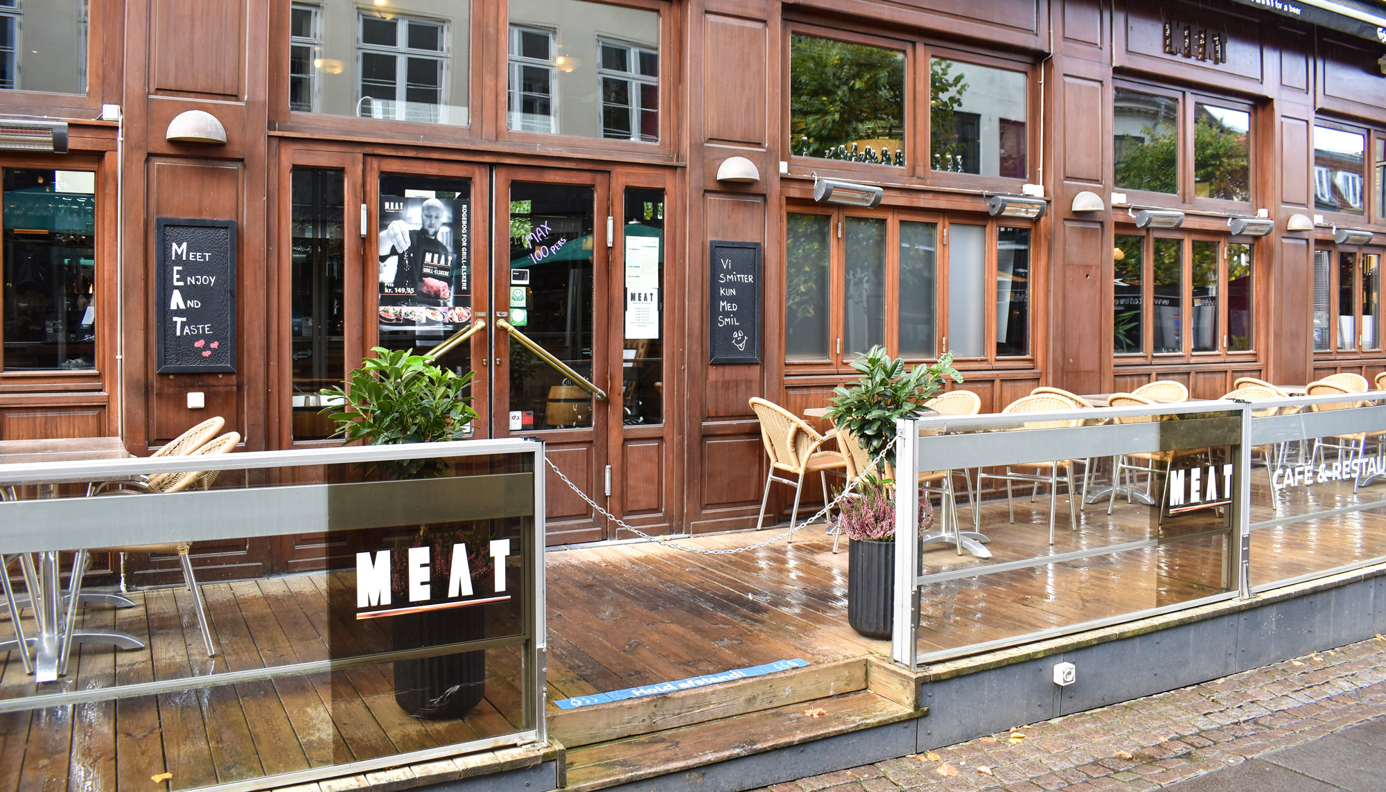 En æra slutter: Aalborg-restaurant slutter med populær brunch