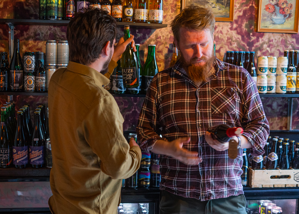 Har stor succes i Aarhus: Her åbner lækker specialølsbutik i Aalborg