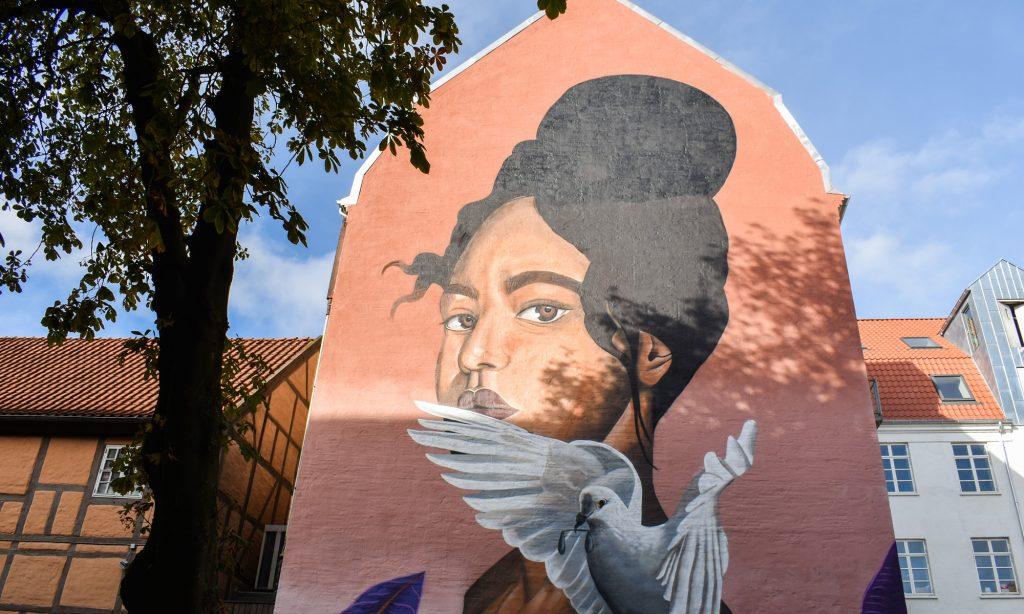 Oplev byens street art: Studerende inviteres til gratis street art rundvisning
