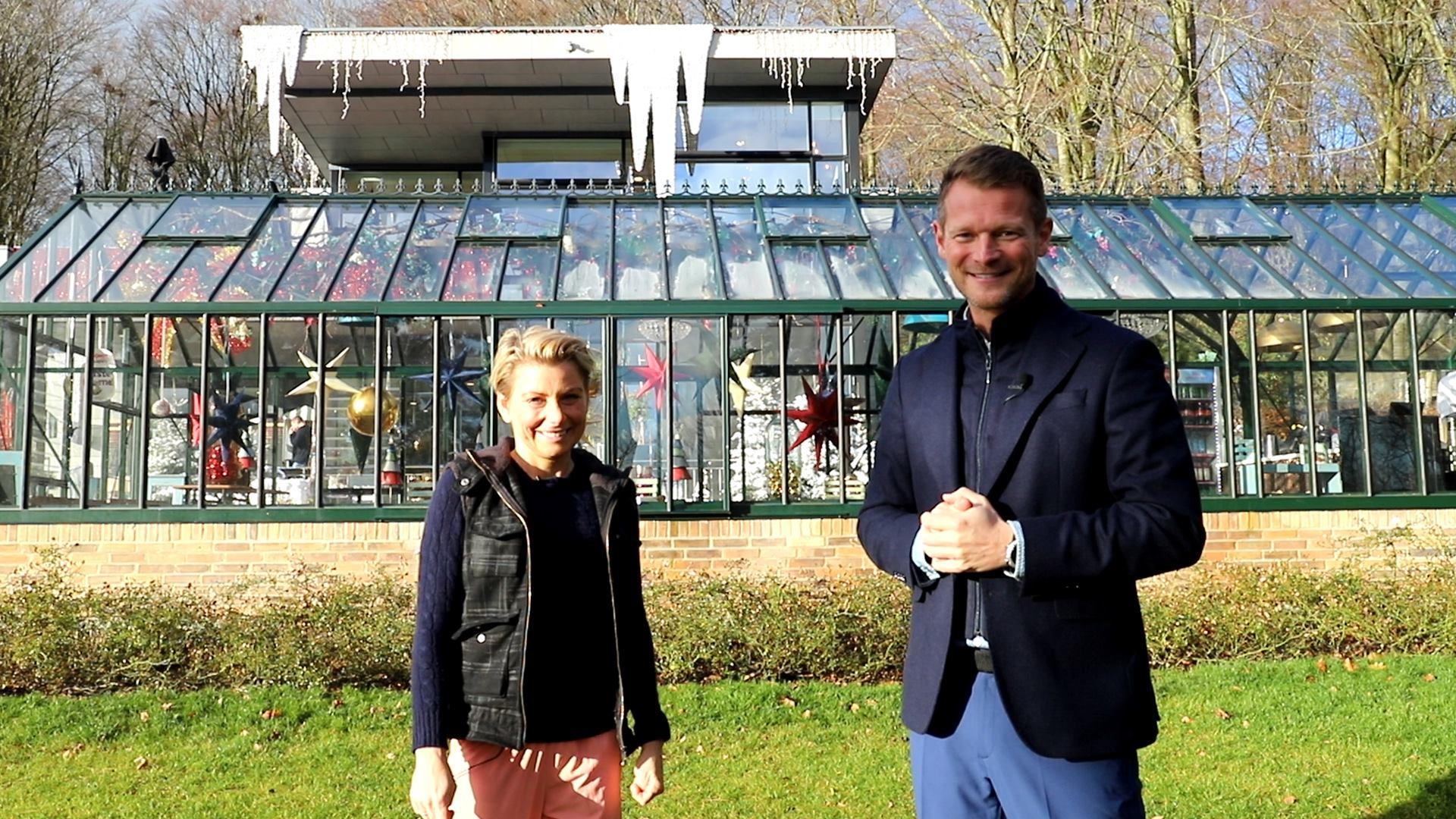 Søger medløbere: Stine Rex vil slå rekord på løbebånd midt i Aalborg Zoo