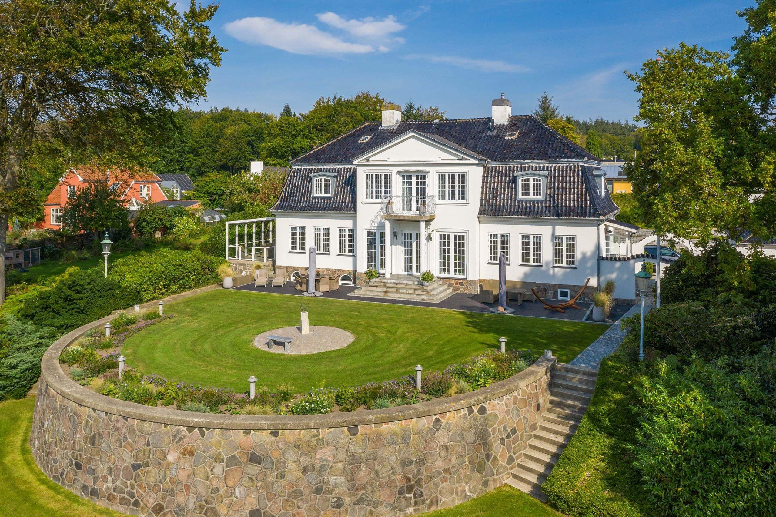 Danmarks dyreste huse: Nordjyllands dyreste villa ligger i Aalborg