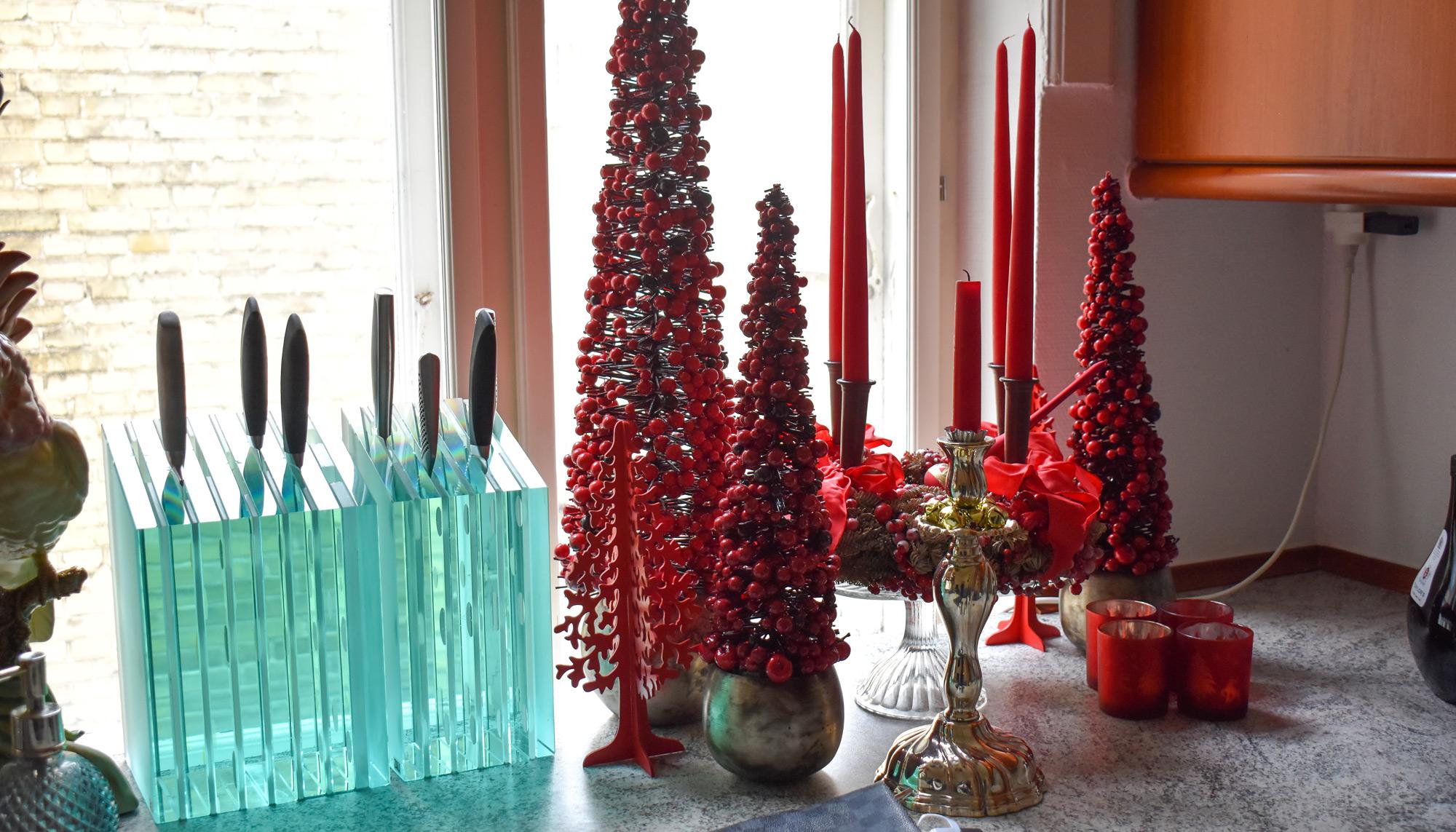 Jul hos Blomster Jonas: Er det her Aalborgs vildeste julelejlighed?