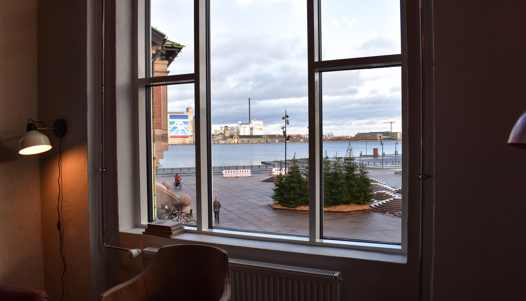 Fantastiske lokaler: Nyt spisested åbner i weekenden midt i Aalborg