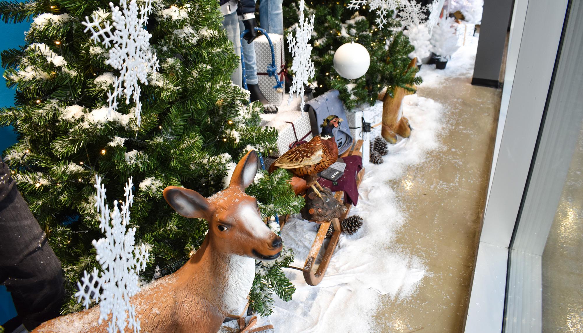Vildere end nogensinde: MATHstore går all in på julen