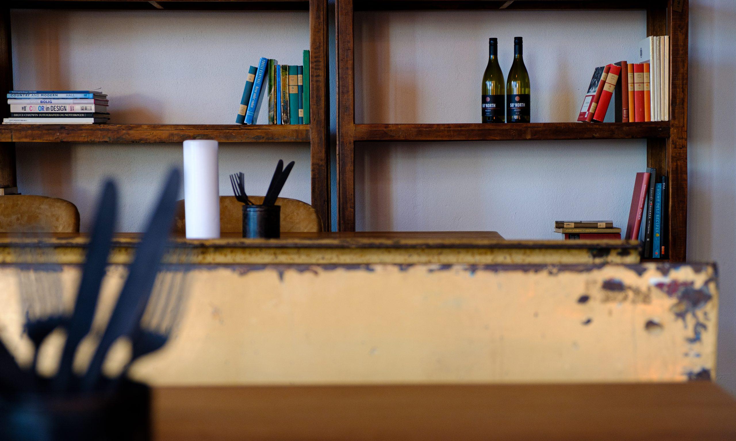 Unikt spisested åbner i morgen: Se de første billeder her