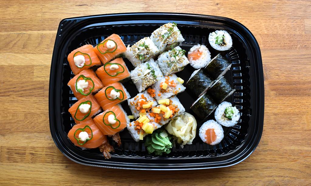 Sushi Festival er tilbage: Få lækre sushimenuer fra kun 115 kr.