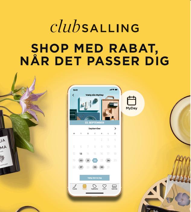 Få rabat på den dag der passer dig: Salling udvider ClubSalling-succes