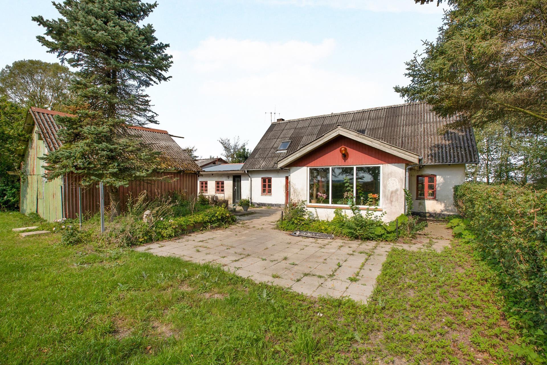 Danmarks billigste huse er i Nordjylland: Her kan du blive husejer for 80.000 kr.