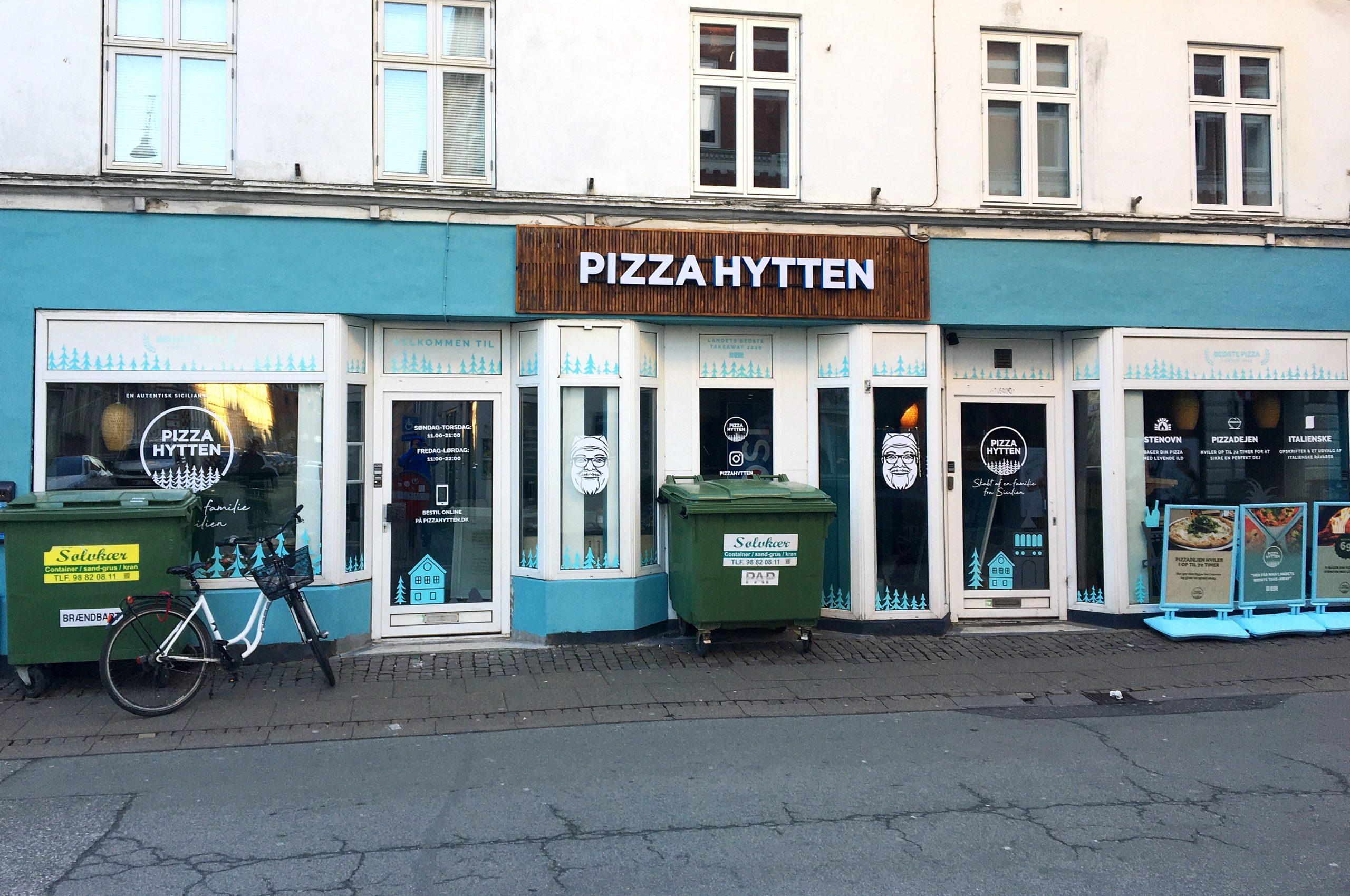 Pizza Hytten fylder et år: Fejrer fødselsdag med særlig donation til udsatte børn