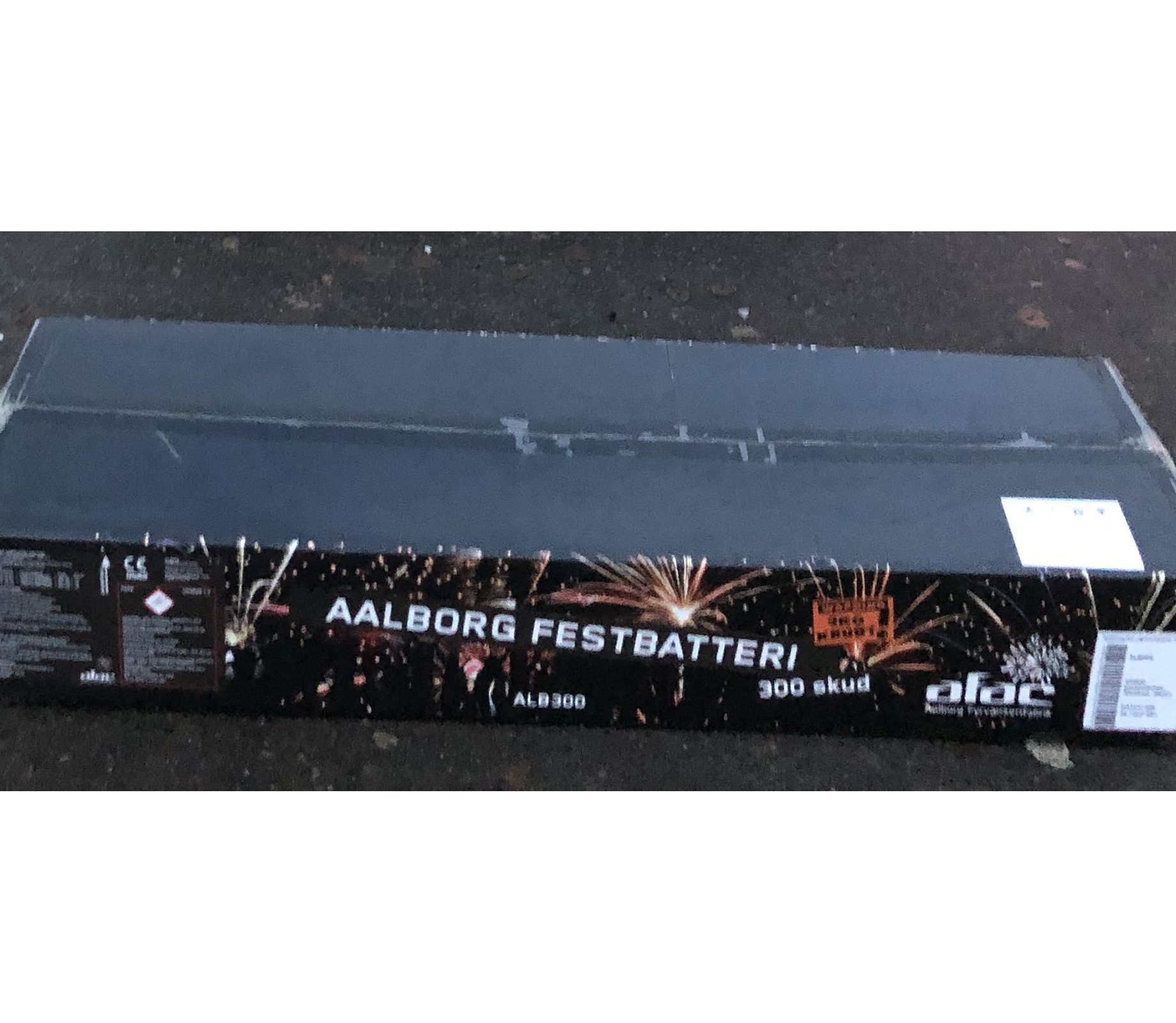 Pas på denne: Sikkerhedsstyrelsen advarer mod et Aalborg Festbatteri