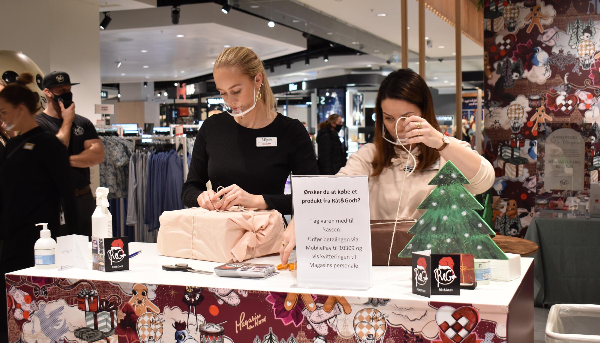 Støtter udsatte unge: Magasin indgår samarbejde med Råt&Godt i Aalborg
