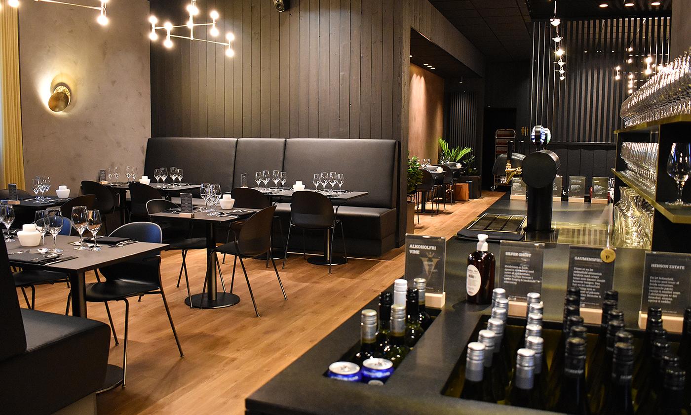 Gourmet og vin ad libitum for 399 kr.: Se billederne af Det Glade Vanvid i Aalborg