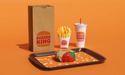 PR-foto Burger King