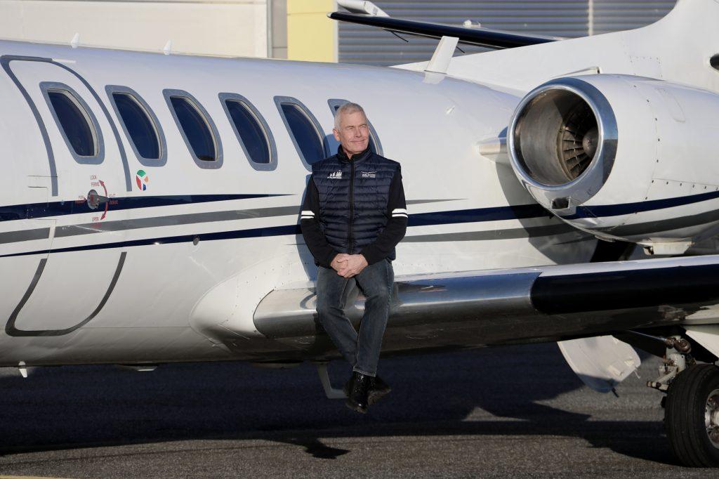 DAT satser stort på Aalborg: Direktøren er selv kaptajn på flere afgange