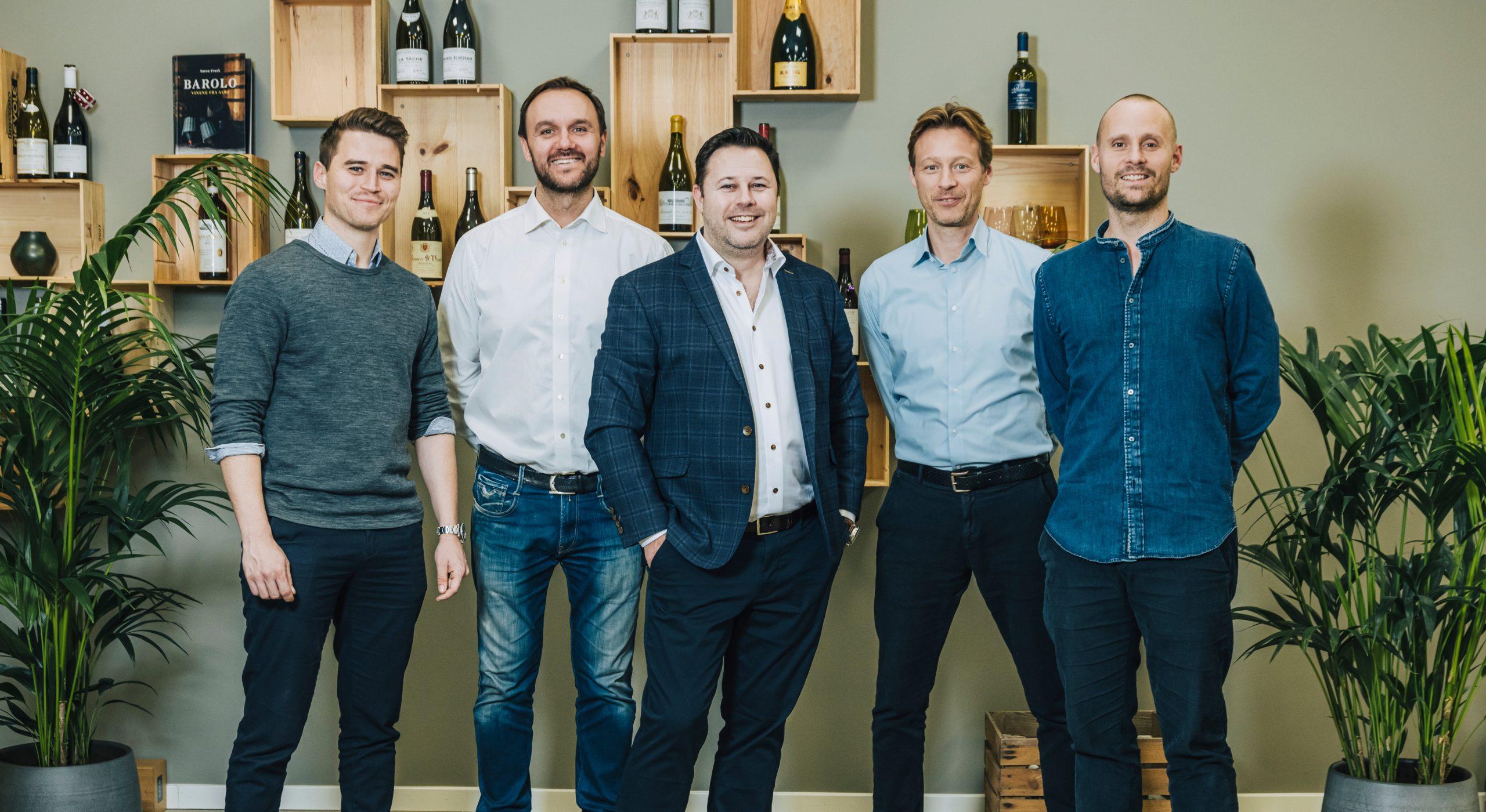 Her handler man vin med hinanden: ShareWine er en helt unik vin-platform