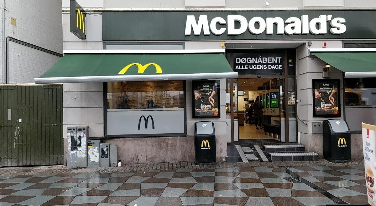 Ny Homestyle McDonalds-burger: Kendt kok laver særlig Fried Chicken-burger