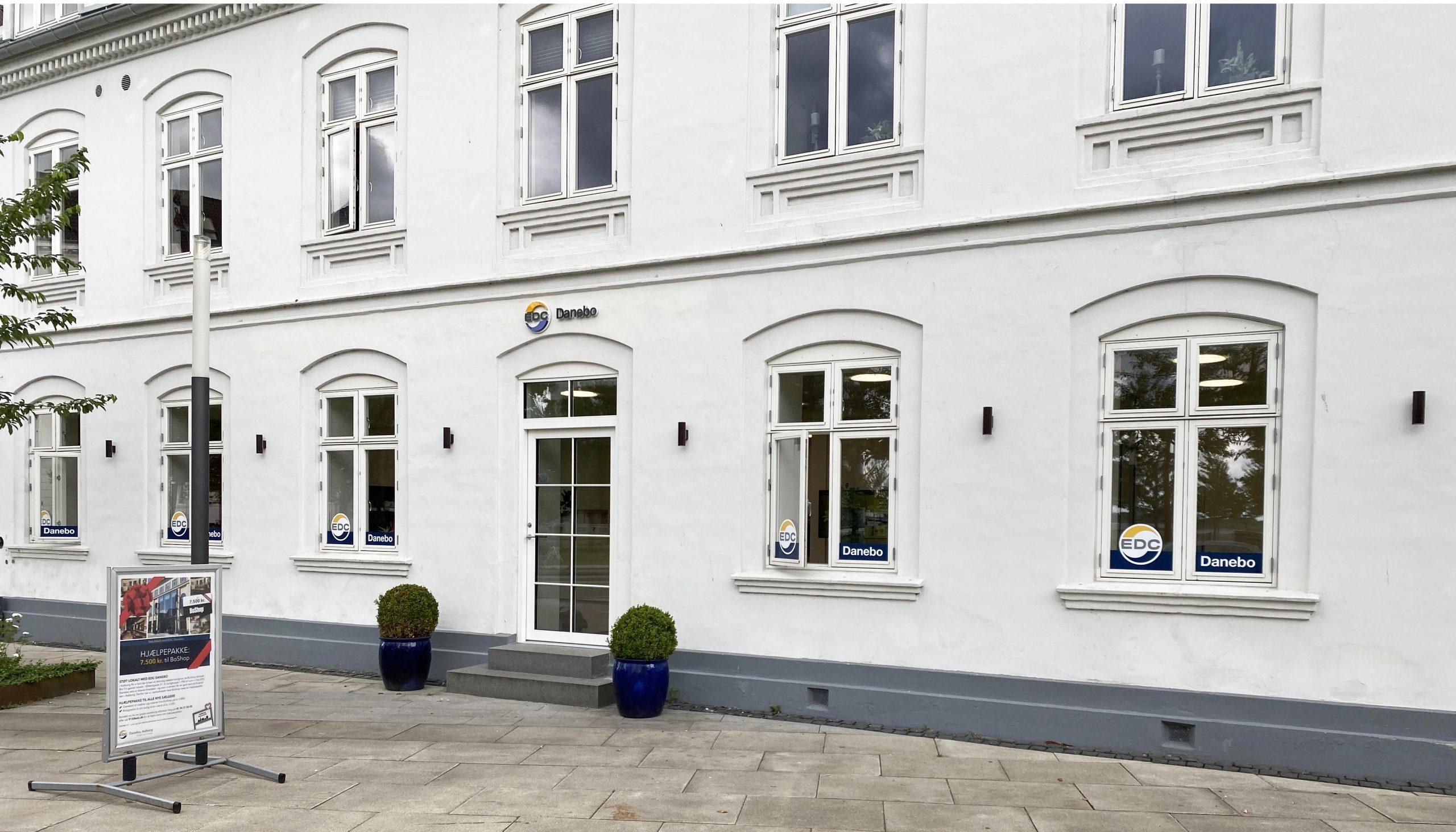 Tryghed hos EDC Danebo: Din bolig sælges først når drømmeboligen er fundet