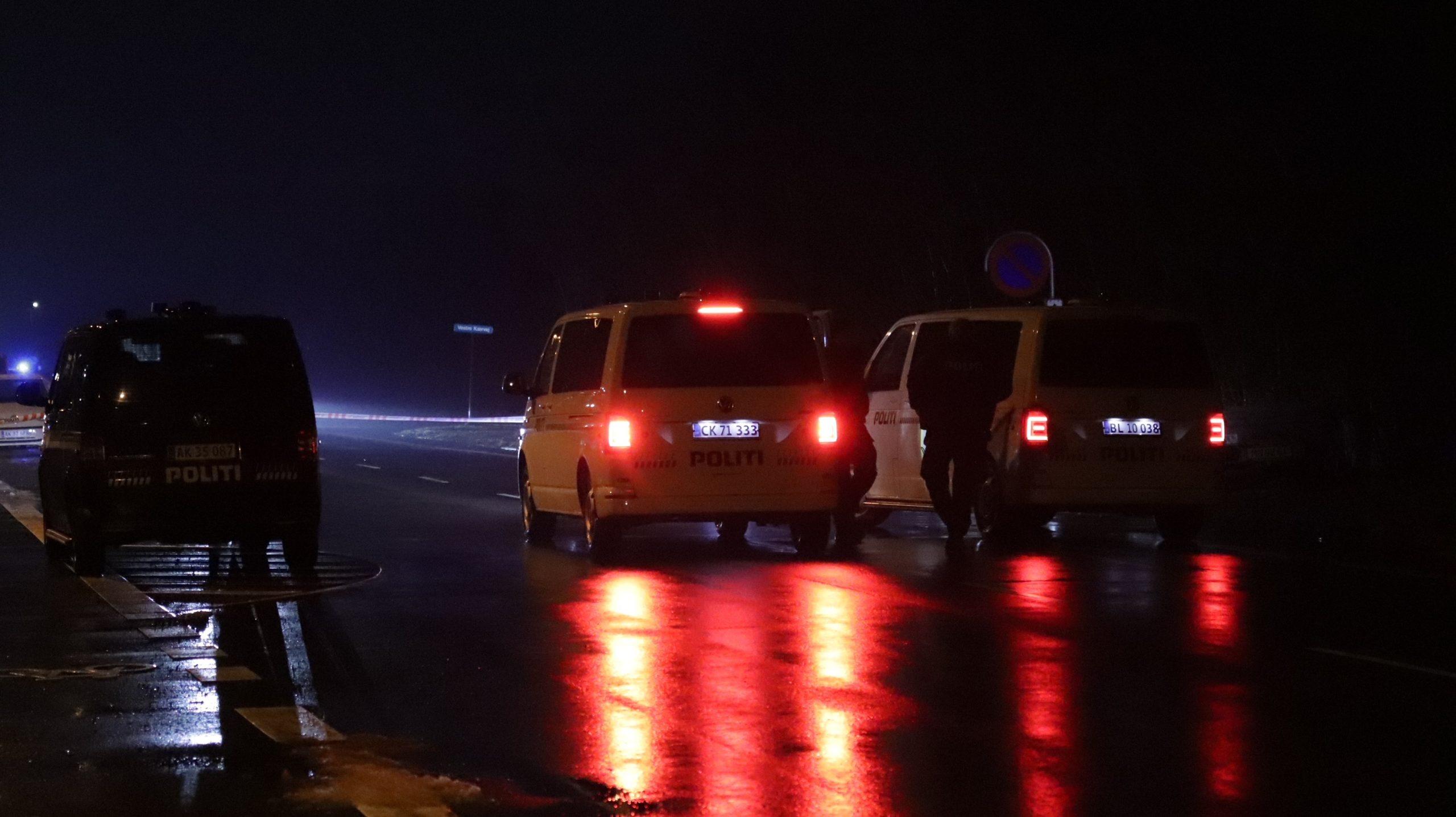 Efter stor politiaktion i Aalborg i aftes: Melder ud om drama