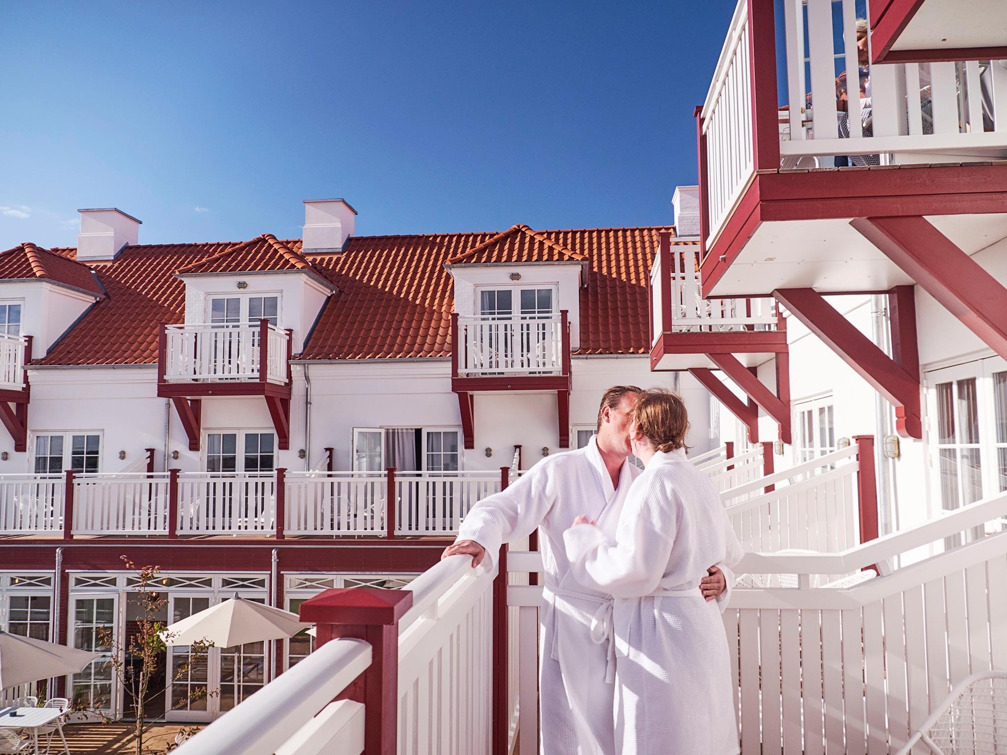 Ferie i Blokhus: Strandhotellet inviterer på den perfekte Vinter Getaway