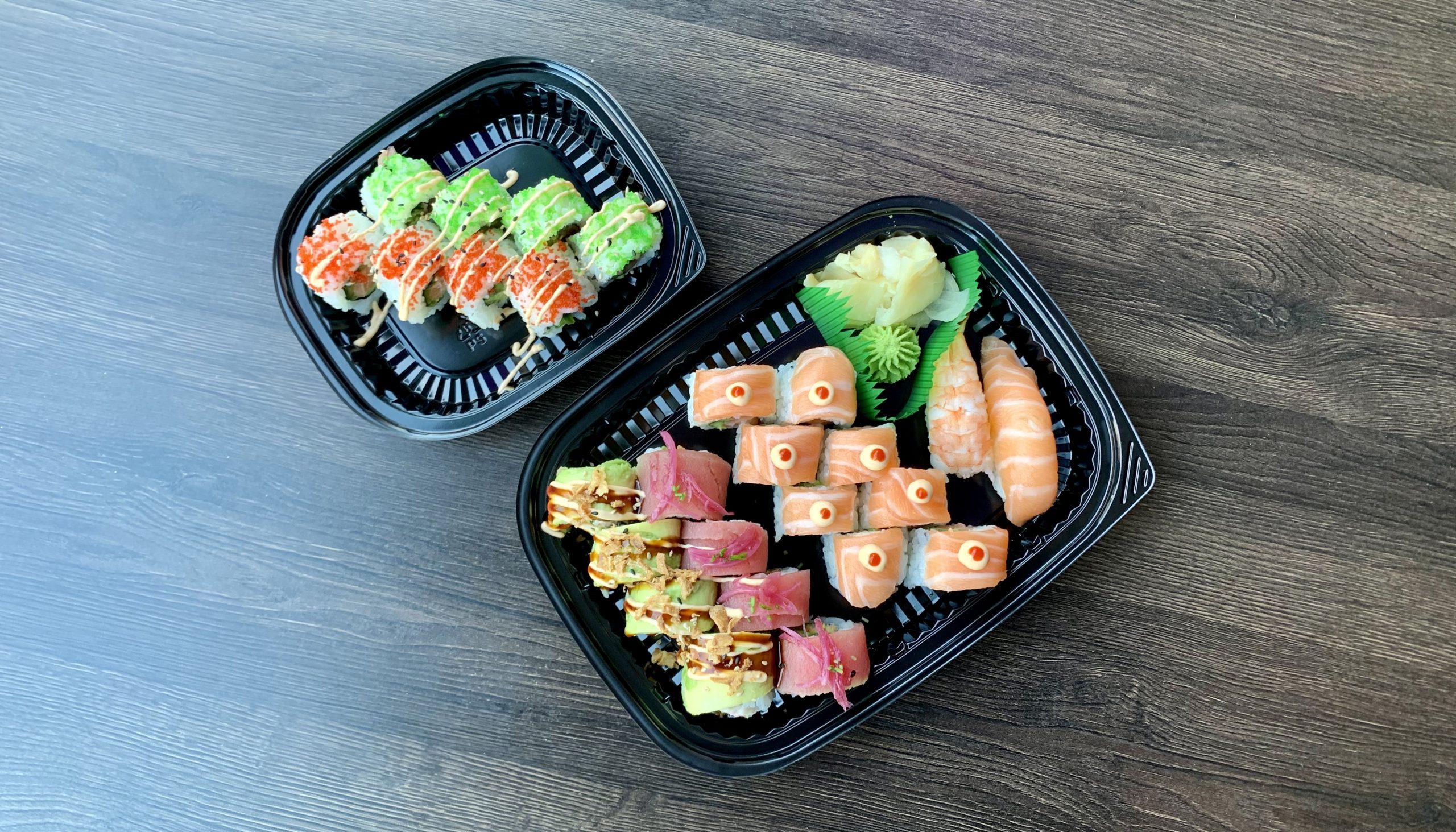 Årets første Aalborg Sushi Festival: Her får du lækre menuer til 115 kr.