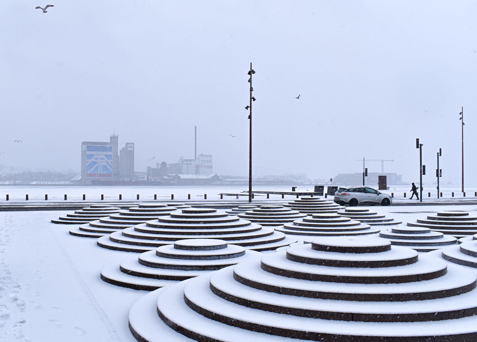 Sidste chance for en kælketur: Nu er det snart slut med sne og frostvejr