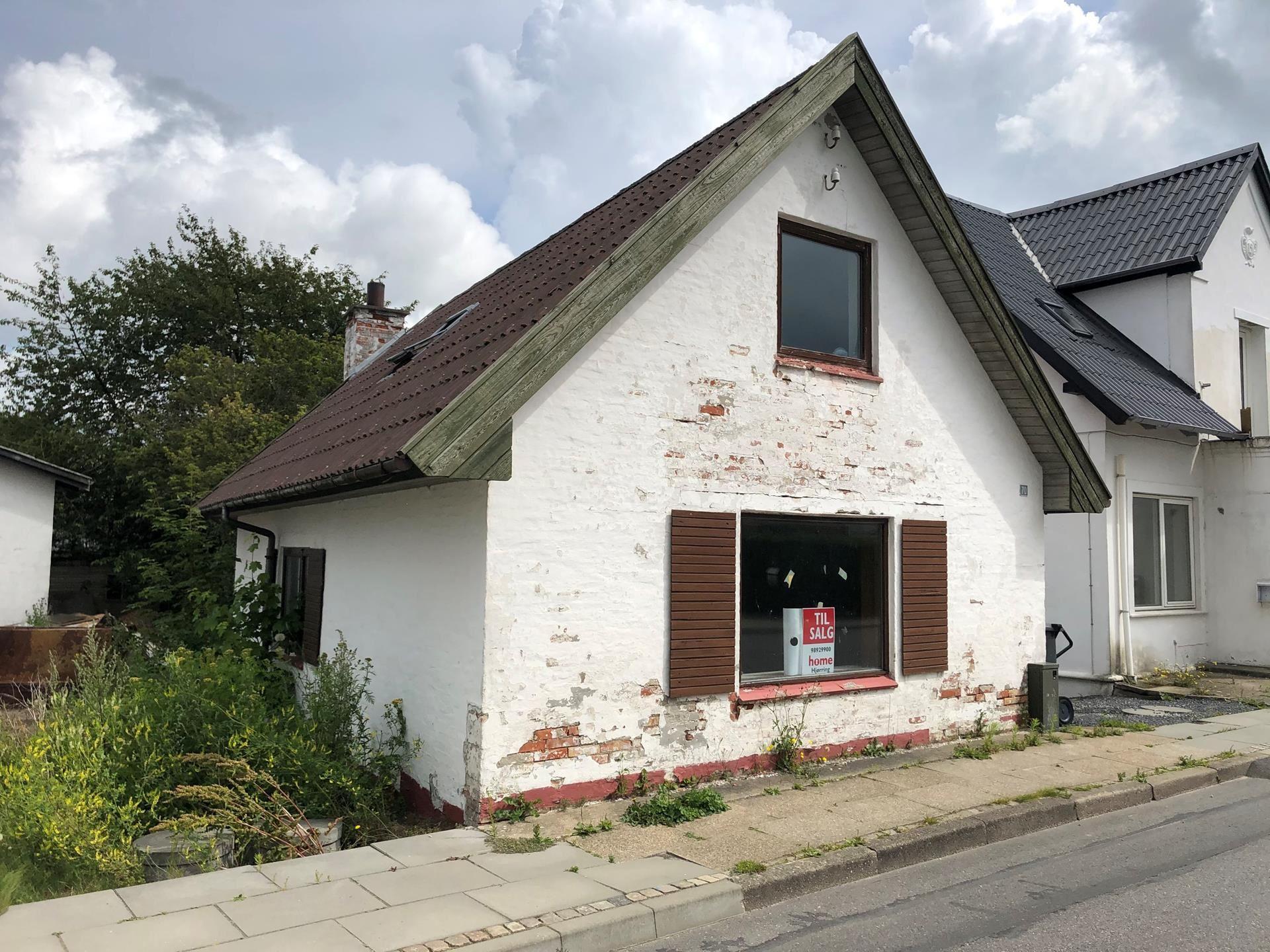 Noget af et kup: Danmarks billigste hus er blevet solgt i Nordjylland