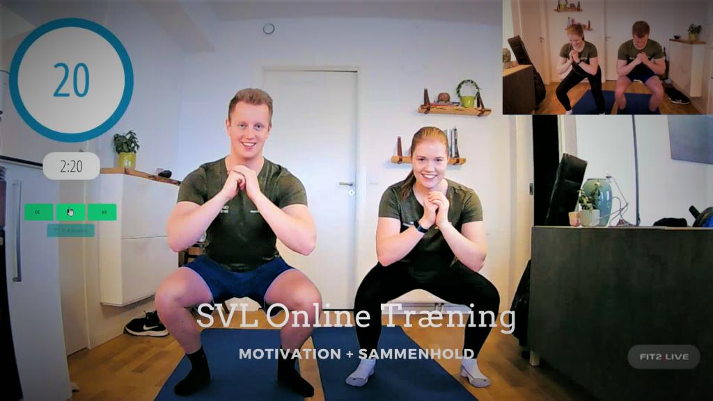Hold motivationen under corona: SVL Coaching hjælper til varigt vægttab