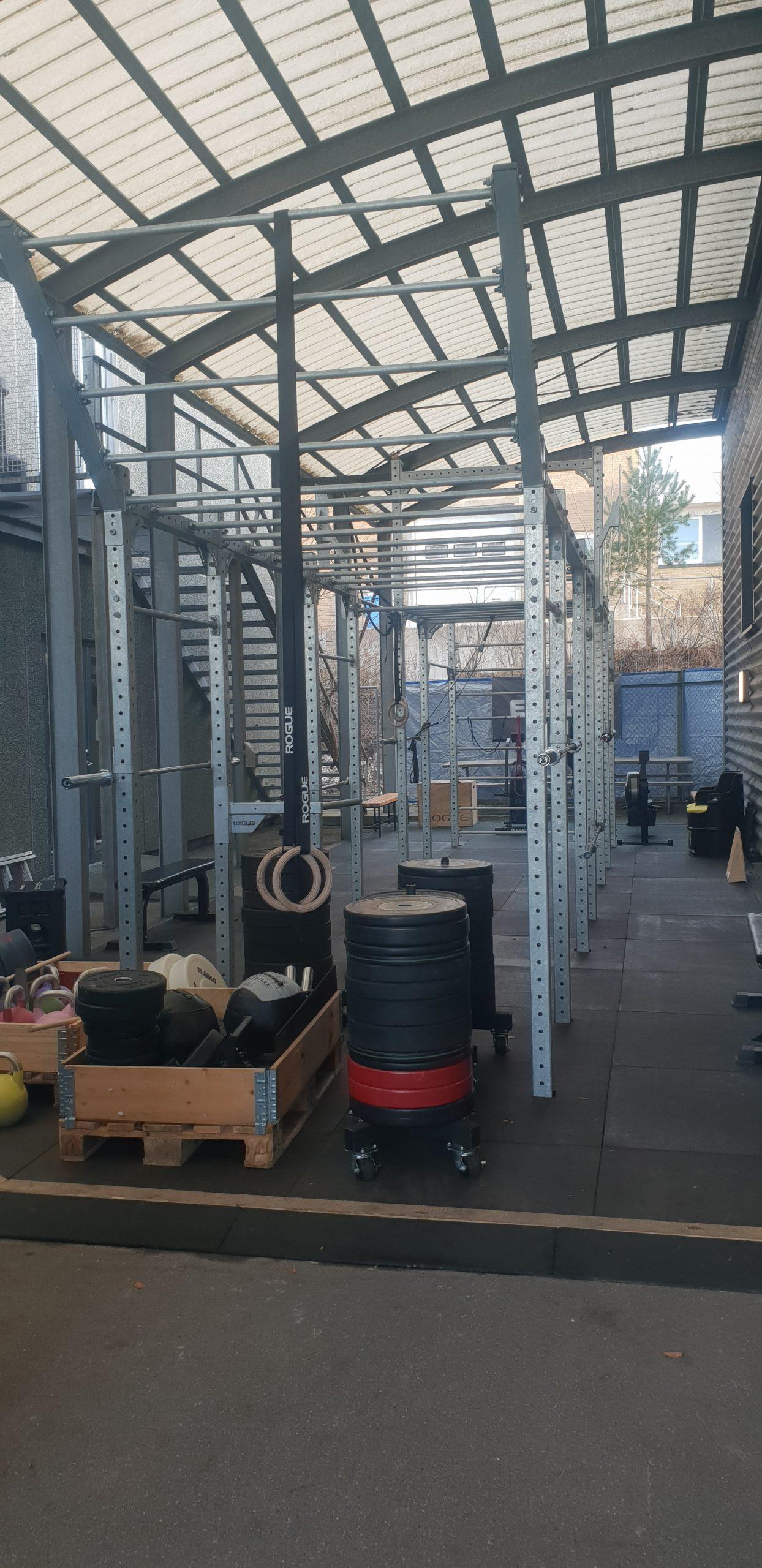Kæmpe succes med udendørstræning: Thorøs Gym åbner nu for flere medlemmer