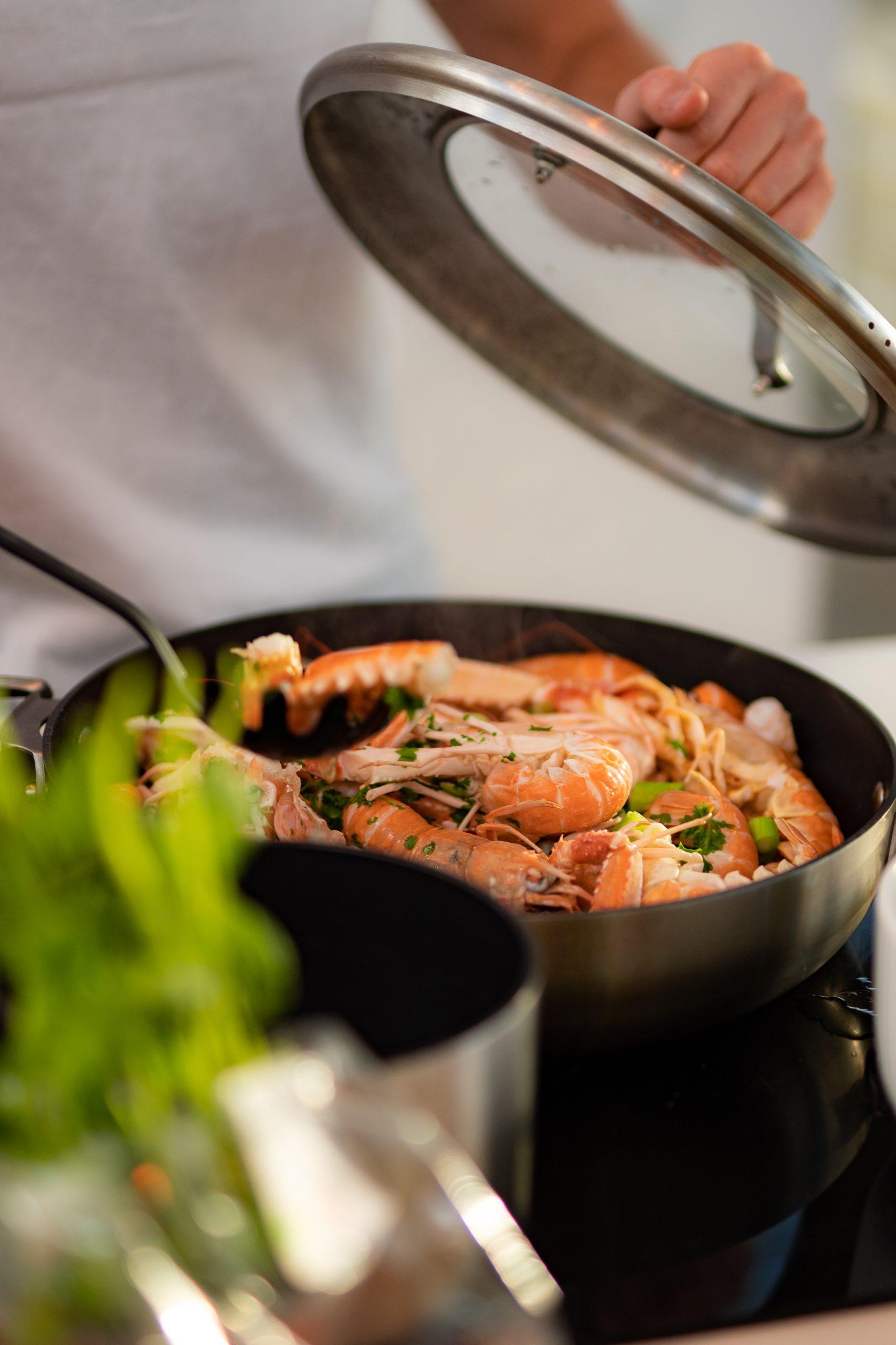Friskfanget fisk leveret samme dag: Kystfisken har fået en flyvende start i Nordjylland