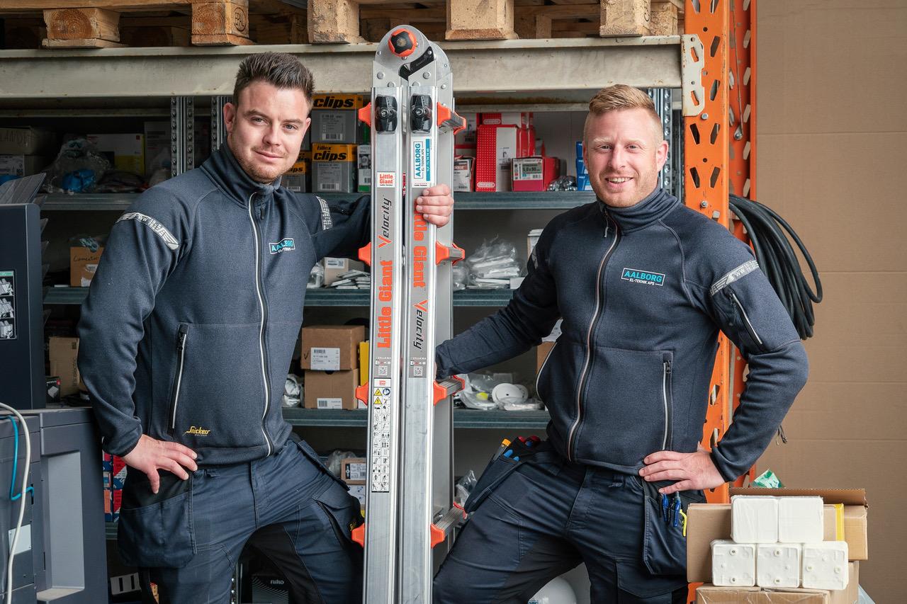 Succeshistorie trods Corona: Aalborg El-Teknik er vokset med rekordfart