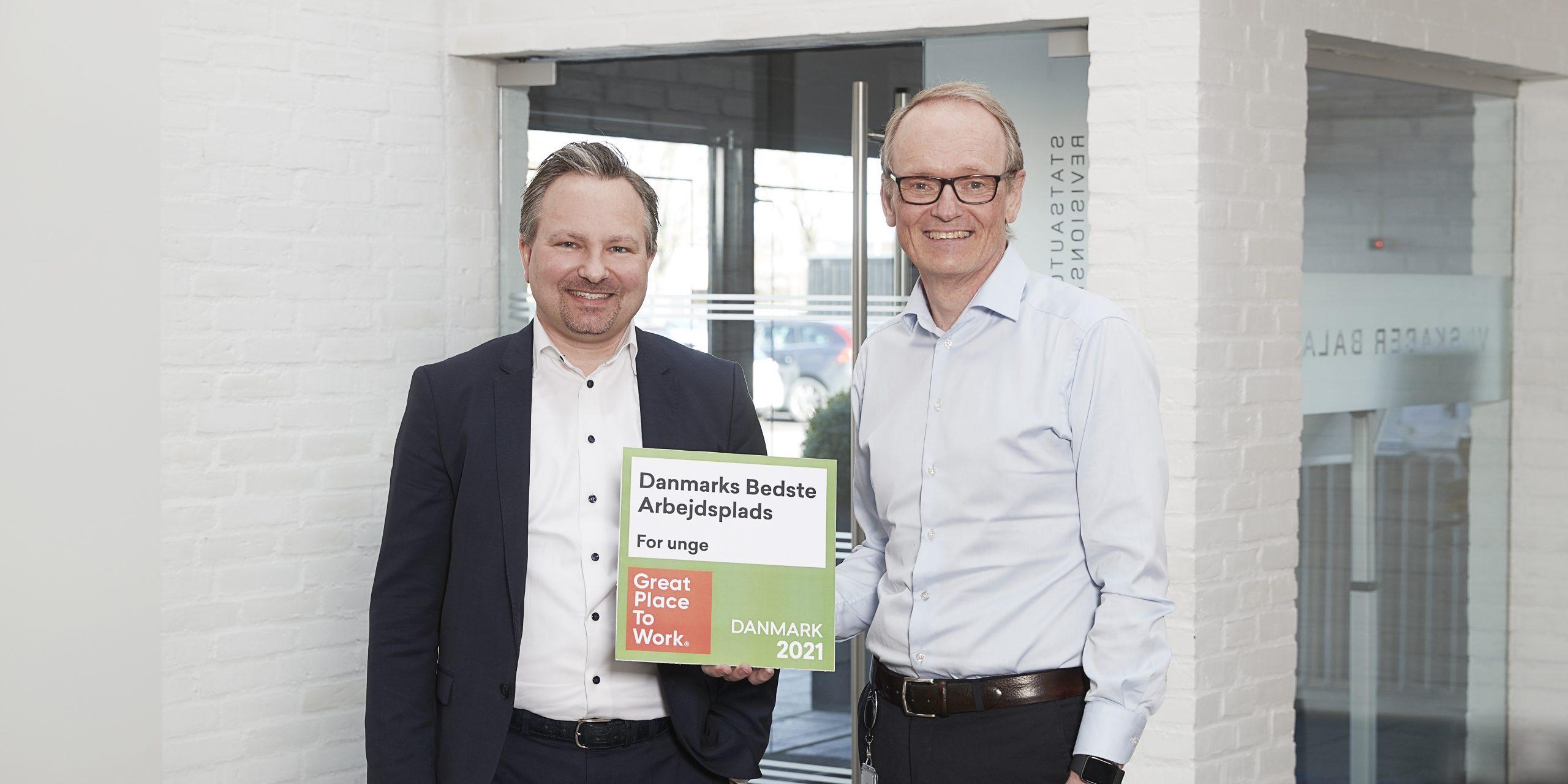 Landets bedste arbejdspladser kåret: Aalborg-firmaer hiver flotte førstepladser hjem